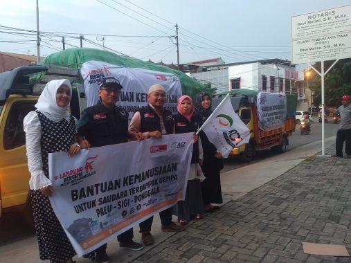 Maknai Hari Ibu, ACT Lampung Gelar Berbagi Nutrisi dan Alat Tulis Pada 22 Desember 2018