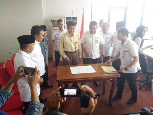 Sekda Lampung Barat Pimpin Rapat Persiapan MTQ