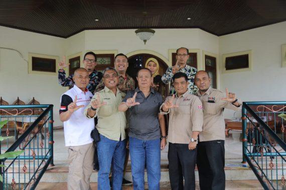 Pemkab Lampung Barat Mulai Gerakan Menanam Pohon