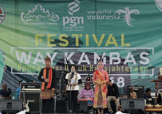 Pemprov Lampung Alokasikan Rp10 Miliar Perbaikan Akses Jalan Taman Nasional Way Kambas