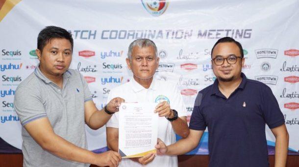 HM Nasir Pimpin Seleksi Tim Sepak Bola Pra-PON Lampung