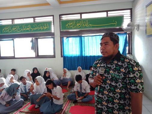 Lima Anggota JFH-ACT Lampung Giliran Cerita Pengalaman Reportase Palu-Sigi-Donggala