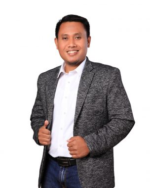 Tokoh Muda Lampung Sidik Efendi Incar Ibu-Ibu Berdaster, Hmmm....