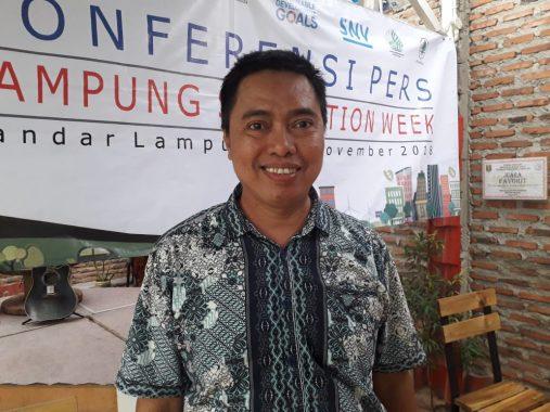 Mitra Bentala Dorong Pemprov Lampung Peduli Sanitasi Sehat
