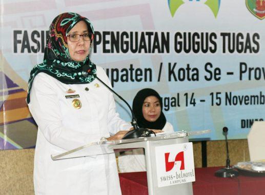 Kementerian Pemberdayaan Perempuan dan Perlindungan Anak Puji Pemda di Lampung Soal Kota Ramah Anak