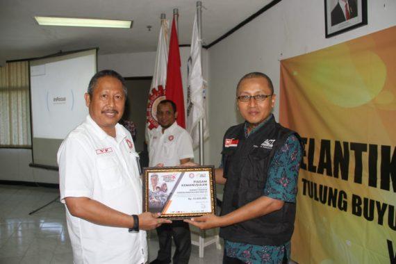 Serikat Pekerja PTPN 7 Salurkan Bantuan Korban Bencana Palu, Sigi, dan Donggala ke ACT Lampung