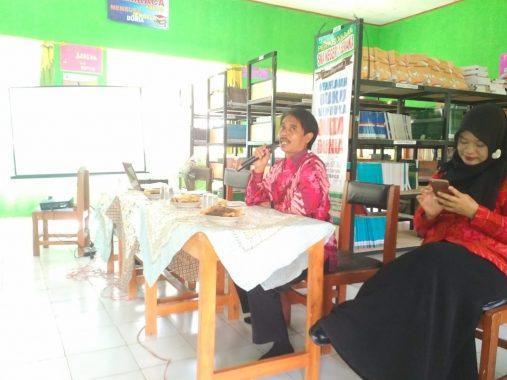 SMAN 1 Semaka Tanggamus Gelar Pelatihan Jurnalistik, Pemred Jejamo.com Adian Saputra Jadi Pembicara