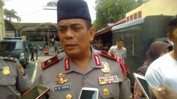 Dimutasi, Wakapolda Lampung Brigjen Angesta Romano Yoyol Terkesan dengan Warga Lampung