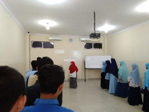 Kepala Cabang ACT Lampung Dian Eka Darma Wahyuni Bekali Pengurus FKAR Bandar Lampung tentang Tata Organisasi Profesional