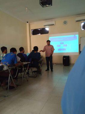 Isi Up Grading FKAR, Kepala Marketing dan Komunikasi ACT Lampung Fajar Yusuf Dirgantara: Jual Event, Bukan Meminta-Minta