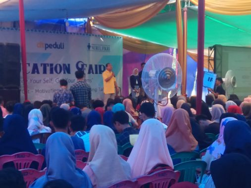 Nurul Fikri dan Lampung Cerdas Gelar Simulasi SBMPTN, 8.000-an Pelajar Ikut Serta