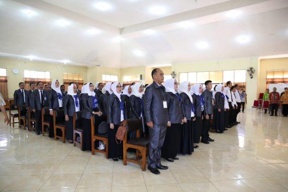 Lampung Proyek Percontohan Quick Win Berbasis Kompetensi