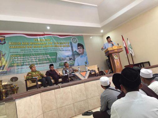 Ketua BKPRMI Lampung Jamin Risma Tak Sebarkan Hoax