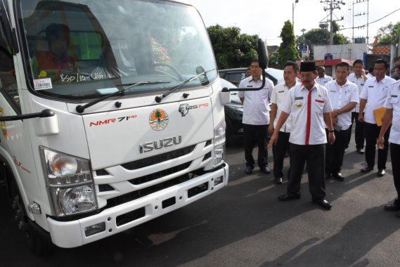 Pemkot Bandar Lampung Rencanakan Tambah Lagi Truk Pengangkut Sampah