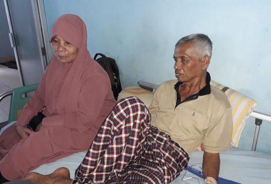 Tak Terima Ibunya Nikah Lagi, Toni Tusuk Ayah Tiri di Gunungterang Bandar Lampung