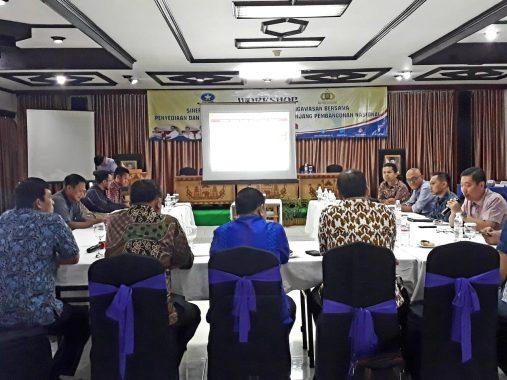 Pemkab Lampung Barat Gelar Bimtek