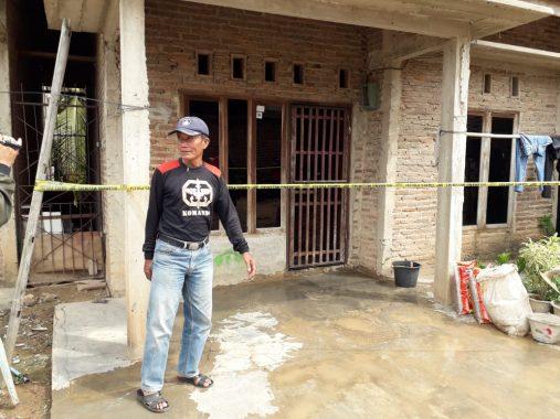 Diduga Gangguan Jiwa, Suami Bantai Istri di Jatiagung Lampung Selatan