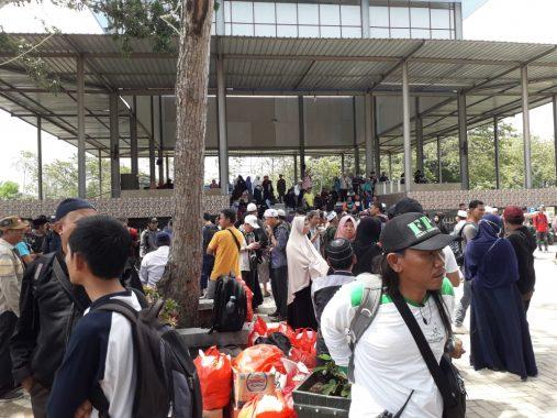 Peserta Reuni 212 Asal Lampung Diminta Tidak Termakan Provokasi
