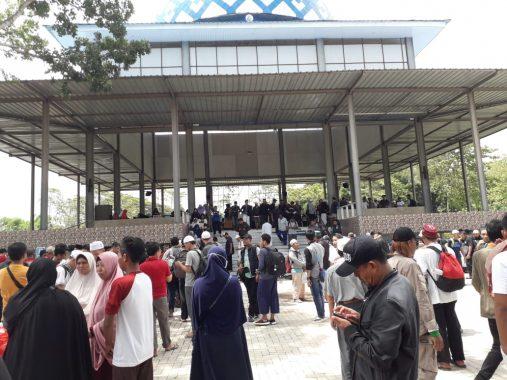 Ratusan Warga Lampung ke Jakarta Hadiri Reuni 212