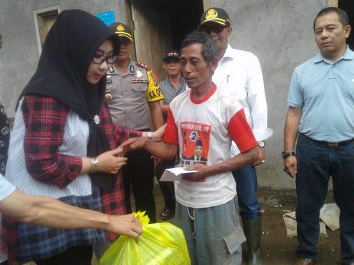 Dua Ratusan Rumah di Bandarnegeri Semuong Tanggamus Terendam Banjir