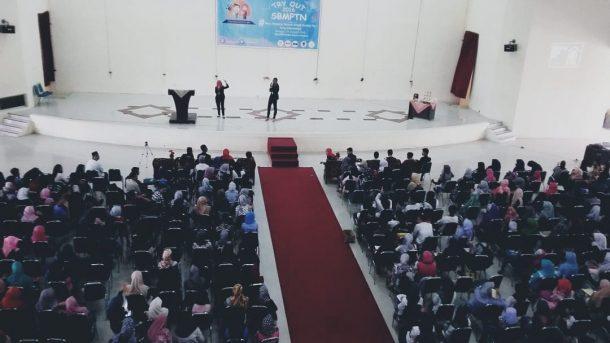 Ribuan Peserta Peringatan Maulid Disuguhi Film Dakwah Nabi Muhammad Saw