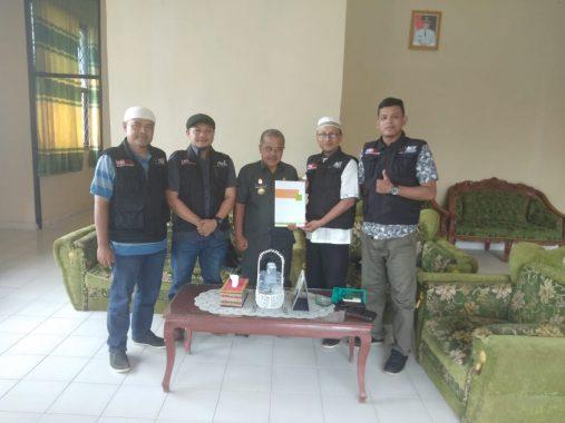 Anggota DPRD Lampung Budi Yuhanda Komitmen Bantu ACT Lampung