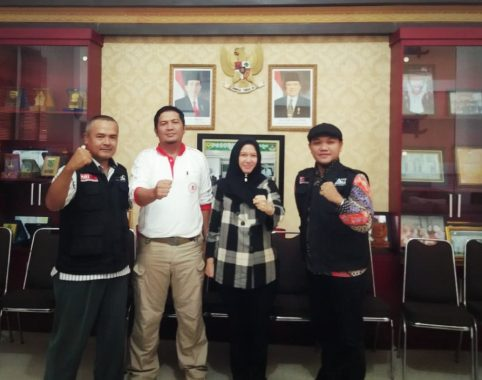 Wakil Gubernur Bachtiar Basri Jadi Pembina Komunitas Pelukis Lampung