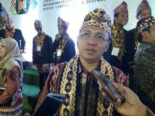 Hadiri Silaknas ICMI di Lampung, Presiden Jokowi Setuju Tol Bakauheni-Terbanggibesar Dinamai Adeham