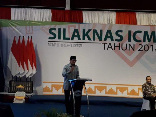 Silaturahmi dengan Ulama di Lampung, Sandiaga Uno Klaim Elektabilitasnya Bersama Prabowo 40 Persen