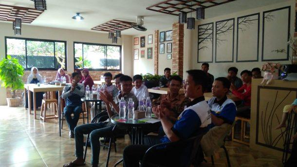 Yogi Angga Pranatama Dilantik Jadi Ketua DPD Wimnus Lampung
