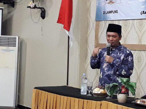 Anggota Fraksi PKS DPR Asal Lampung Almuzzammil Yusuf Sebut NPWP Berbahaya bagi Demokrasi