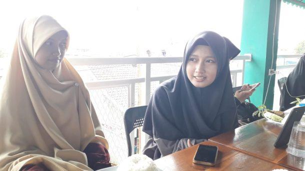 Cerita Dua Muslimah Cantik Penghafal Alquran di Lampung