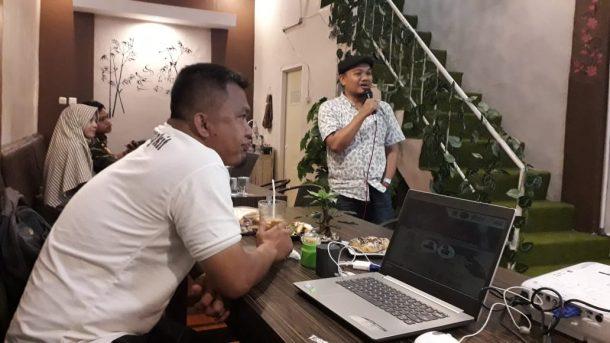 ACT Lampung Gelar Ngobrol Pemulihan Lombok dan Luncurkan Kupon Wakaf
