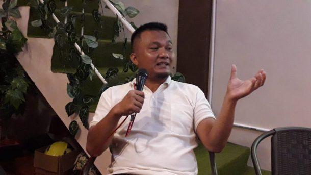 Relawan IIBF Isi Diskusi ACT Lampung Soal Pemulihan Ekonomi Lombok