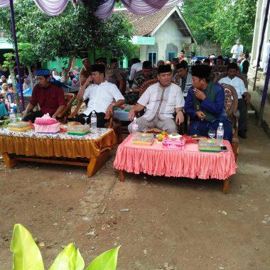 Wakil Bupati Tanggamus AM Syafii Hadiri Maulid Nabi Muhammad Saw di Air Naningan