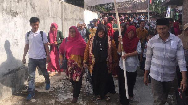 Tiga Ratusan Sivitas Akademika UIN Raden Intan Lampung Kunjungi Museum Keratuan Semaka Tanggamus
