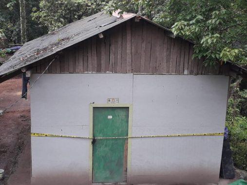 Pembunuh Andi Warga Gubak Sukabumi Bandar Lampung Pakai Masker dan Kacamata