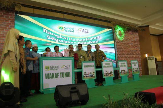 Global Wakaf Bantu Pulihkan Lombok dan Sumbawa Pascabencana