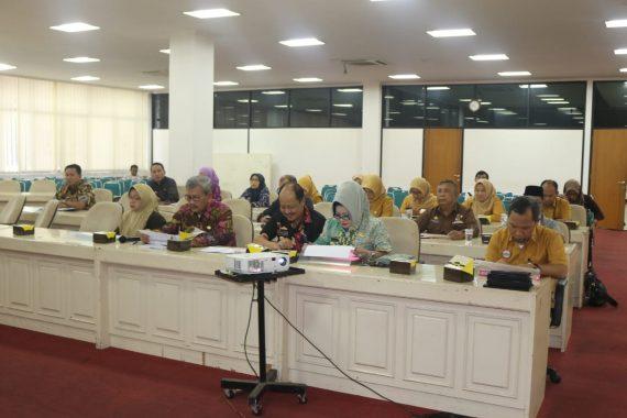 Pemprov Lampung Target Rampungkan Pergub tentang Jaminan Kesehatan Awal 2019