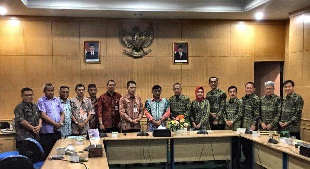 Wakil Gubernur Lampung Kunjungan Kerja ke Belitung