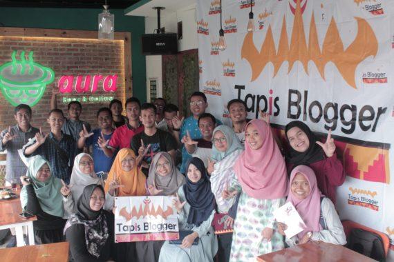 Tapis Blogger Ajak Milenial Bandar Lampung Nyari Duit dari YouTube