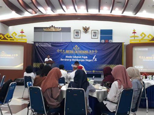 Kantor Direktorat Pajak Bengkulu-Lampung Gelar Media Gathering