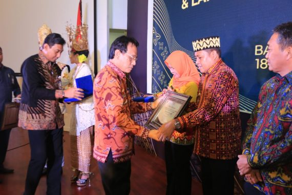 Pemprov Lampung Dinilai Mampu Kendalikan Inflasi