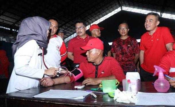 Peringati Hari Ibu, Pemkab Lampung Selatan Gelar Bakti Sosial dan Senam Jantung Sehat