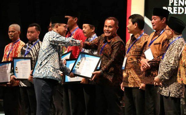 Pemkab Lampung Selatan Raih Predikat Kepatuhan Tinggi dari Ombudsman RI