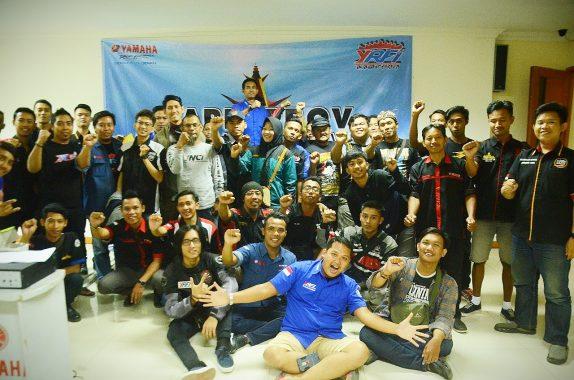 Rapimprov YRFI Lampung Rumuskan Iuran Kas hingga Perampingan Divisi