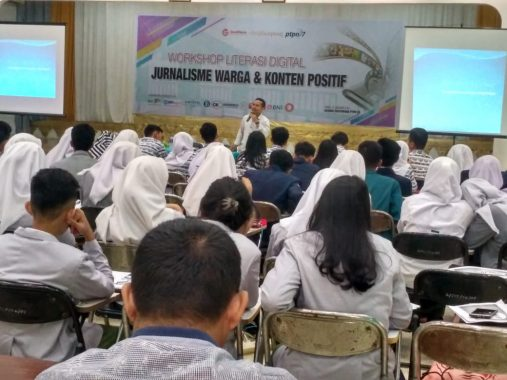 GNFI Gelar Workshop Literasi Digital