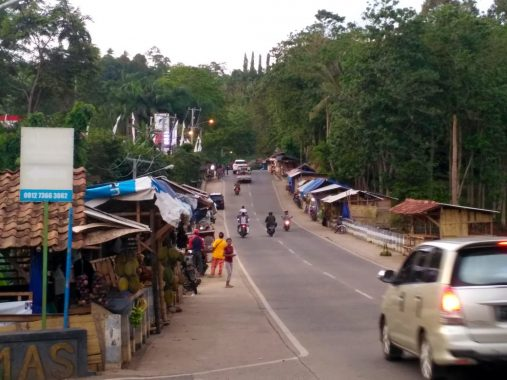 Suka Durian? Kuy ke Sukadanaham Bandar Lampung