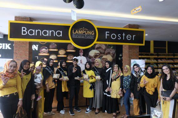 Banana Foster Suguhkan Varian Baru