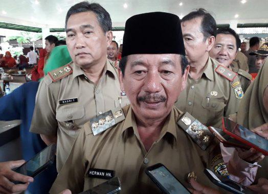 Badan Pertanahan Nasional Lampung Selatan Donasikan Rp60,85 Juta untuk Korban Tsunami